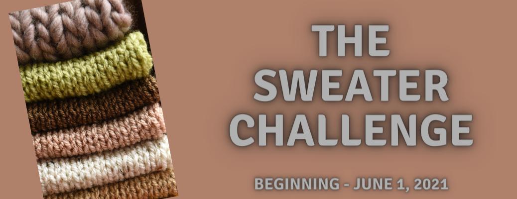 Sweater Challenge 2021