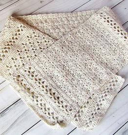 The Yarn Stop Stitch Sampler Wrap: A Crochet Along