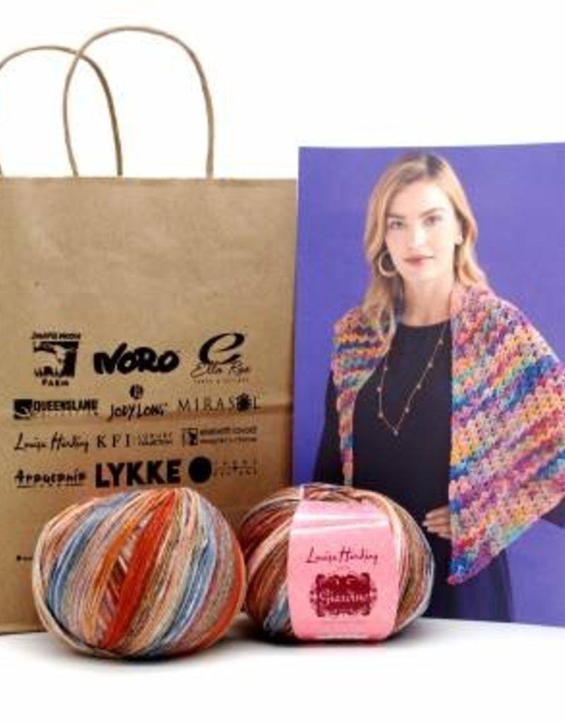 Knitting Fever Inc. Perris Crochet Shawl
