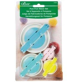 Clover Clover Pom-Pom Maker Set