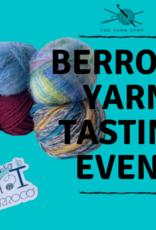 Berroco, Inc. Berroco Yarn Tasting