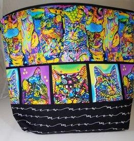 Kitty Crawford Project Bag: Pocket Bag