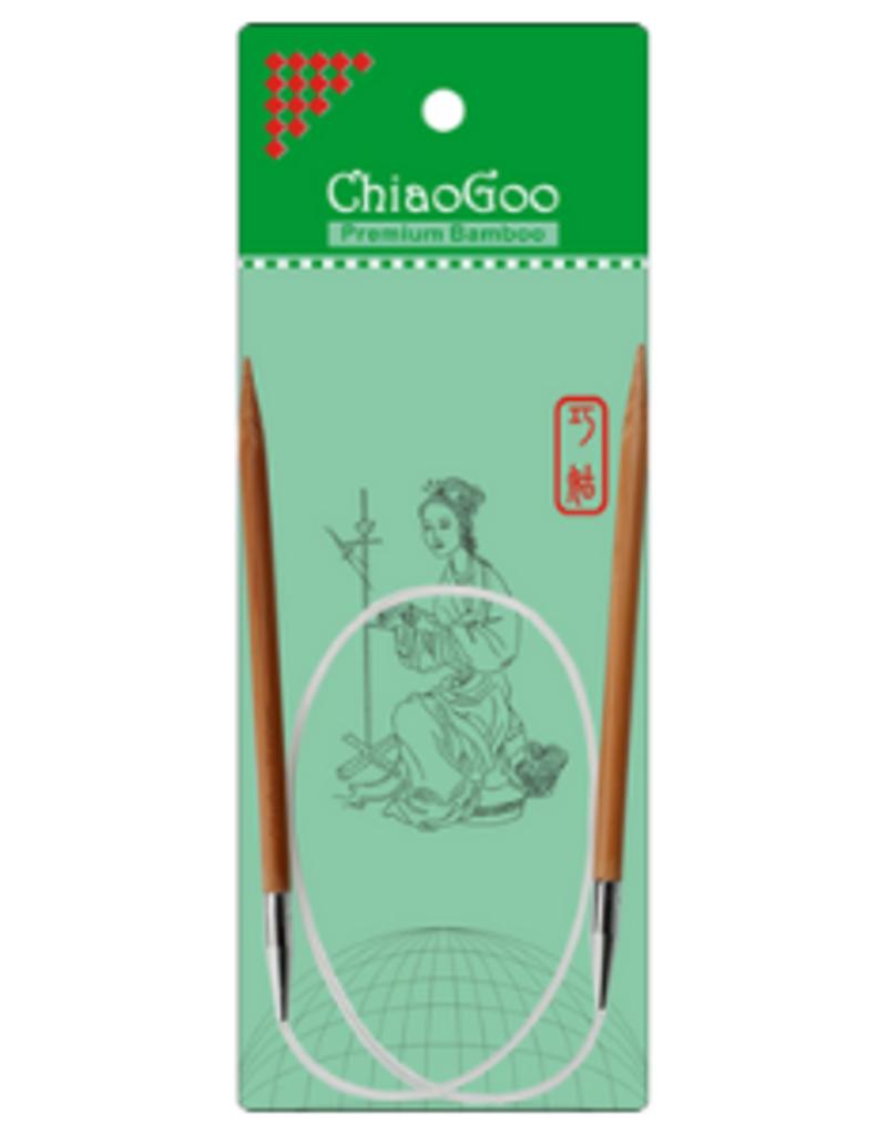 ChiaoGoo ChiaoGoo Circular Needles - Bamboo