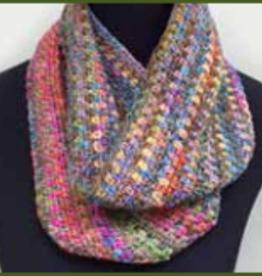 The Yarn Stop Crochet Infnity Cowl Kit