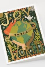 Joy To The World Card