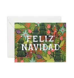 Feliz Navidad Card