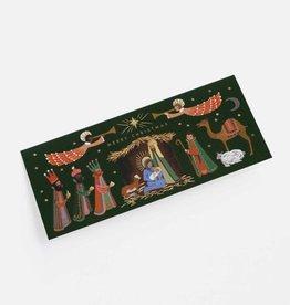 Holiday Nativity No. 10 Card