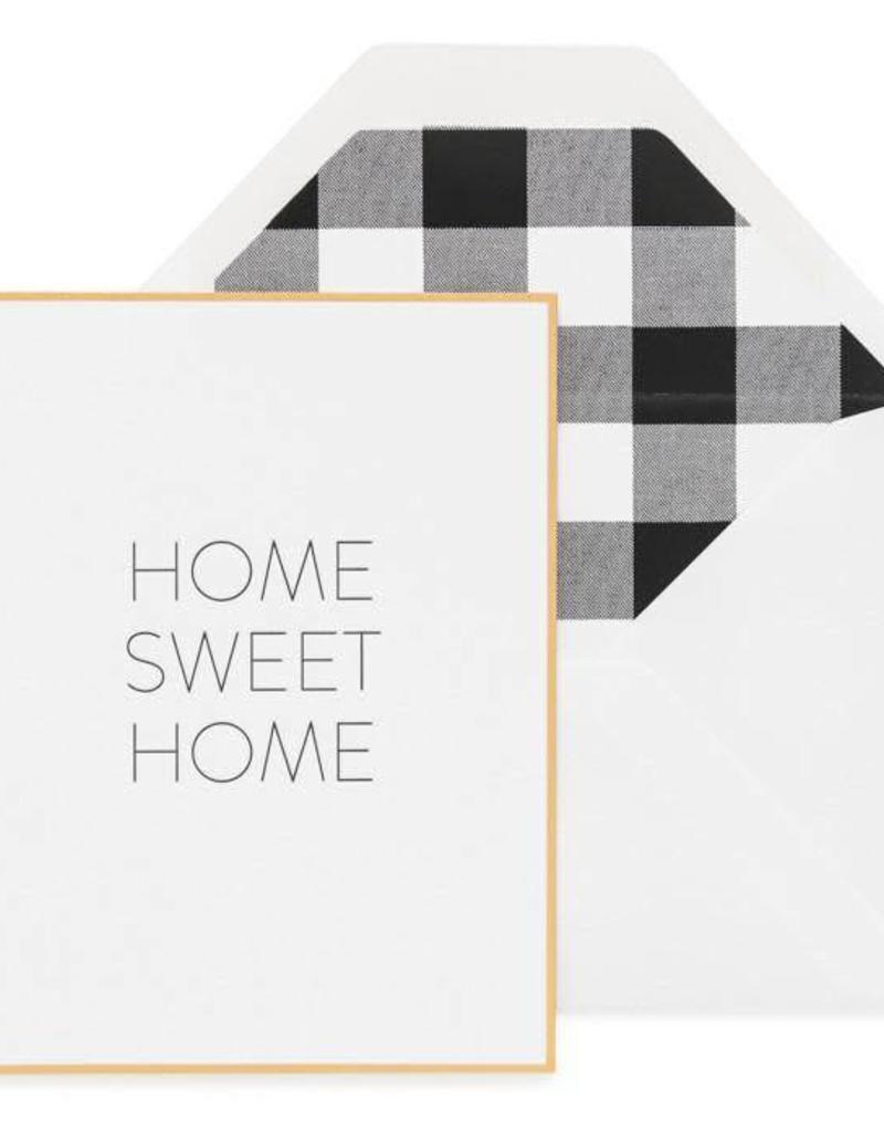 Home Sweet Home Buffalo Check Card