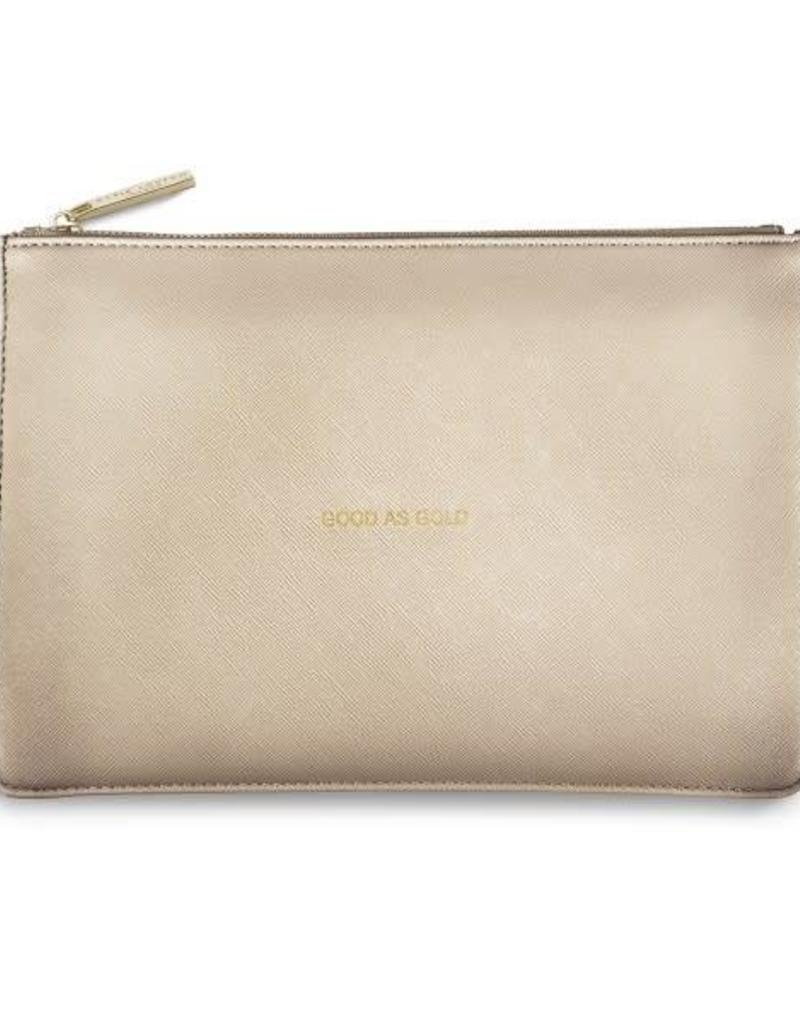 Perfect Pouch - Good As Gold