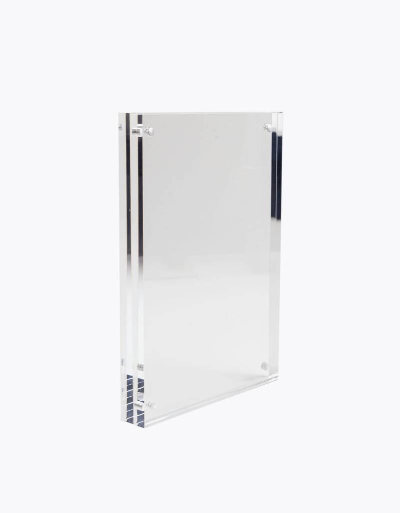 Lucite Photo Frame - Large