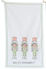 Son of a Nutcracker Tea Towel