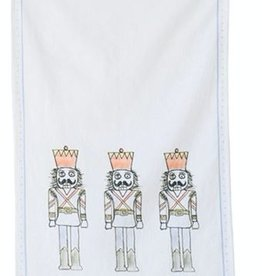 Oh Nuts Tea Towel