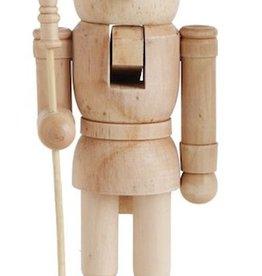 Wooden Nutcracker - King