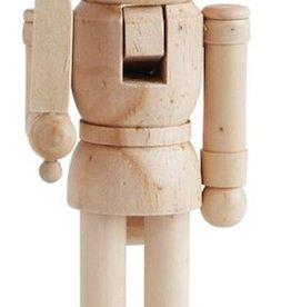 Wooden Nutcracker - Chef