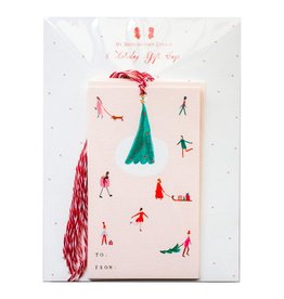 Christmas in Copenhagen Gift Tags - Set of 6