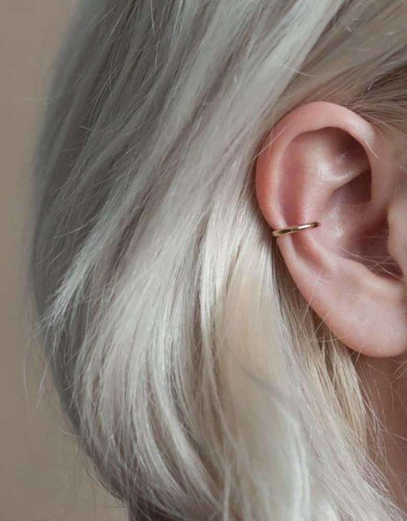 Faux Ear Cuff - 14K Gold Filled