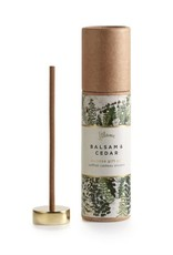 Balsam & Cedar Incense Set