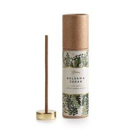 Balsam & Cedar Incense Set