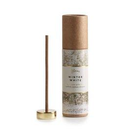 Winter White Incense Set