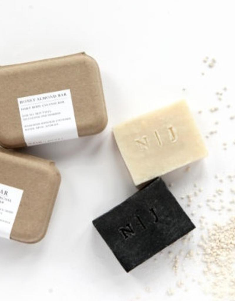 Cleansing Bar - Activated Charcoal Black Soap