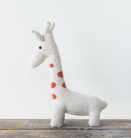 Cotton Knit Giraffe