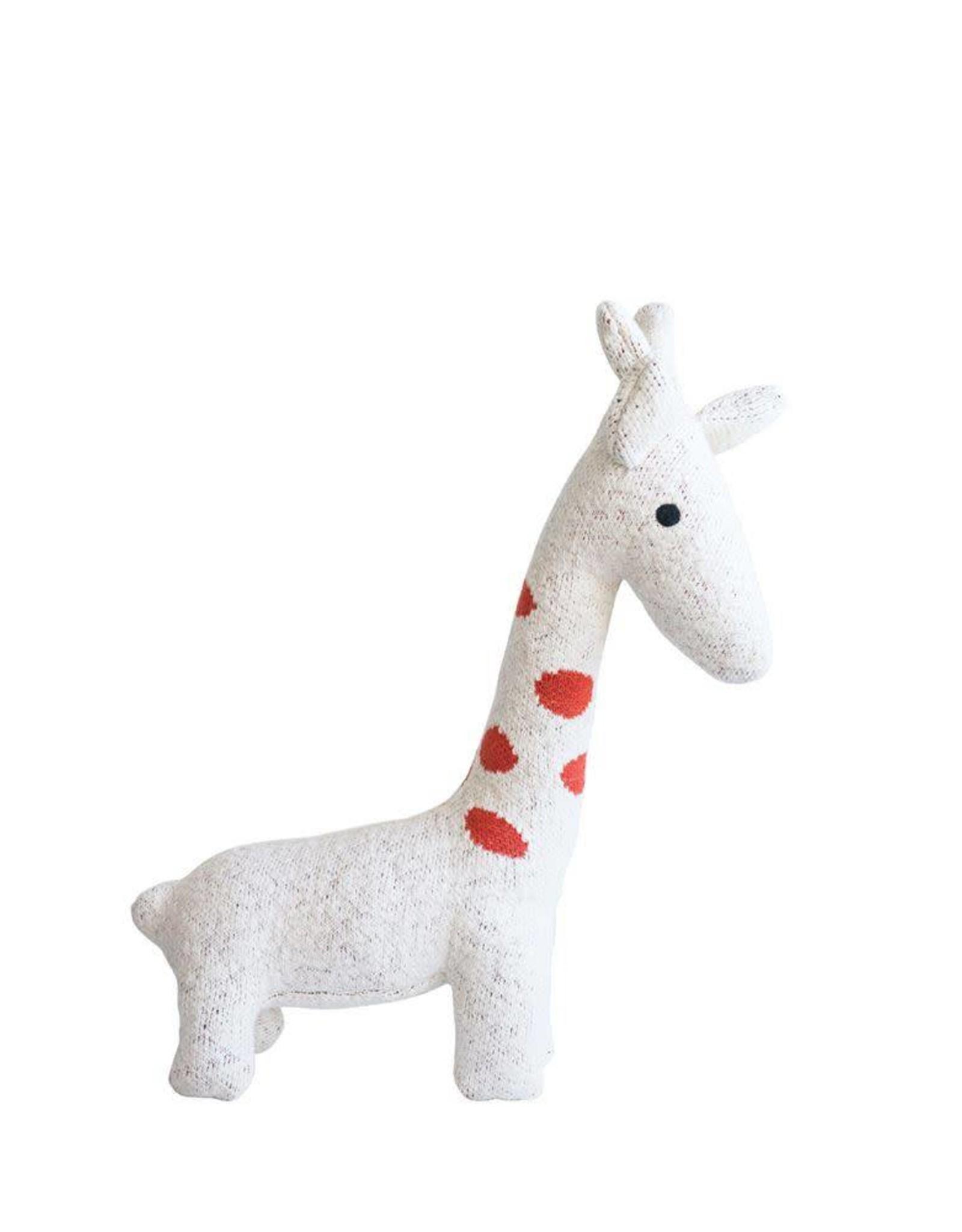 Cotton Knit Giraffe