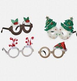 Holiday Glasses - Christmas Tree