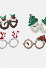 Holiday Glasses - Santa Hat