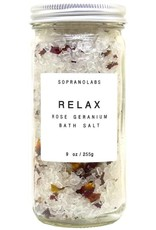 Rose Relax Bath Salt