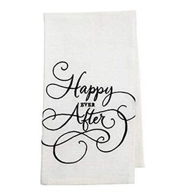 Happy Ever After Tea Towel