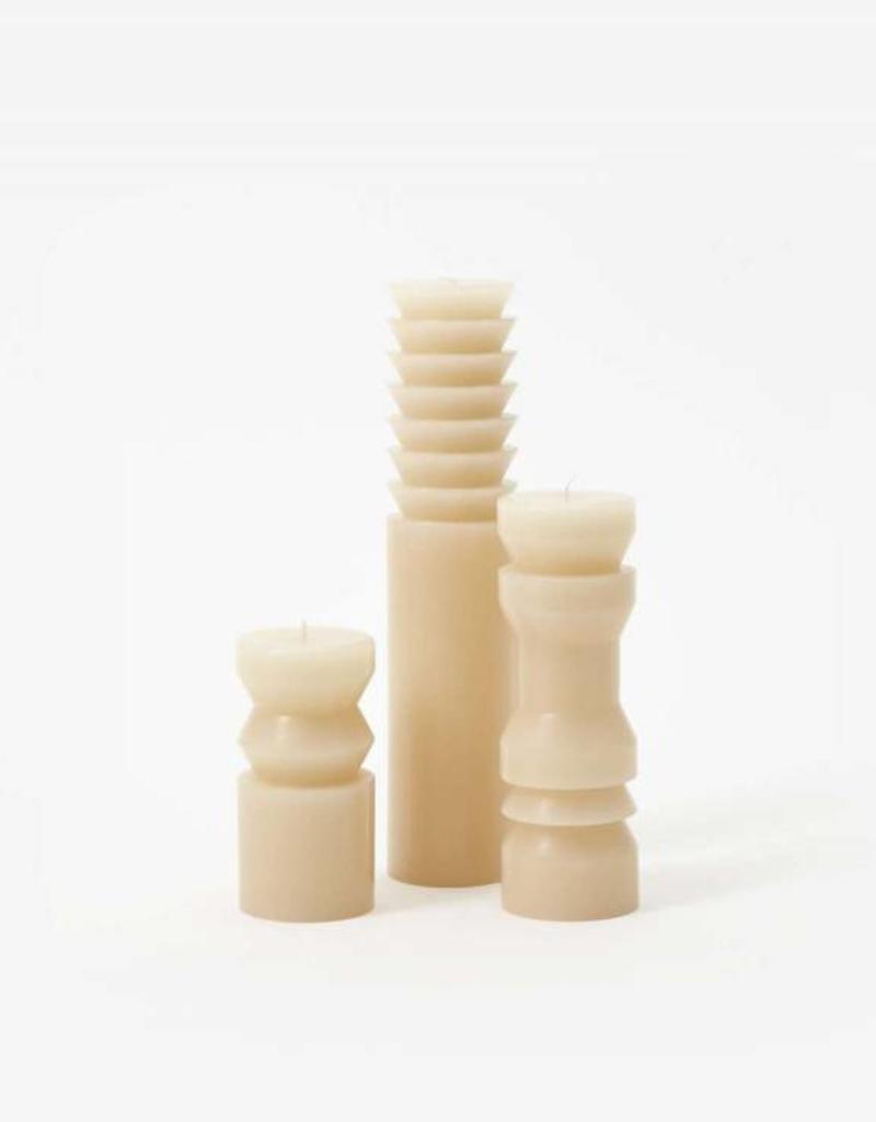 Sand Totem Candle - Medium