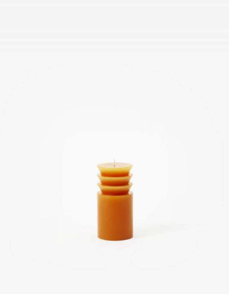 Terracotta Totem Candle - Small