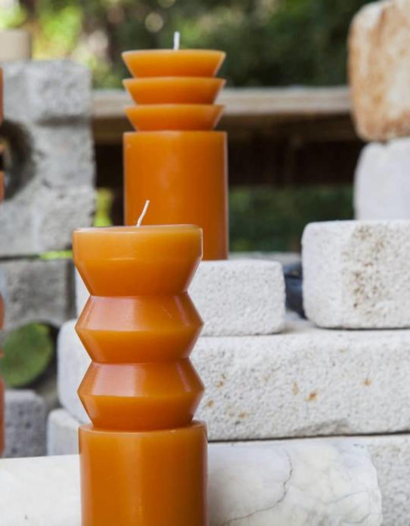 Terracotta Totem Candle - Large