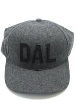 Wool DAL Hat - Black