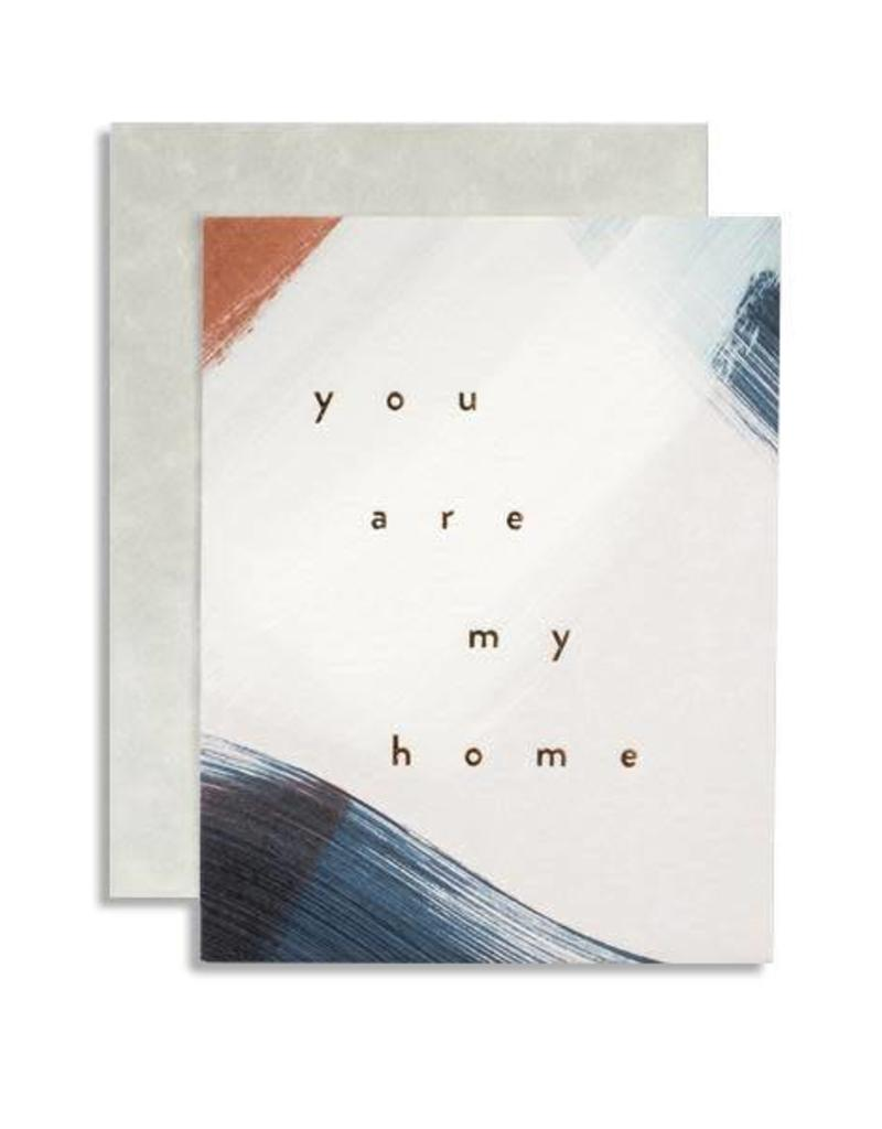 You Are My Home Card