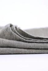 Stonewashed Linen Hand Towel - Natural