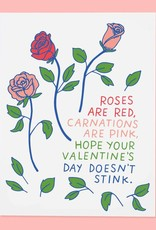 Stinky Valentine's Day Card