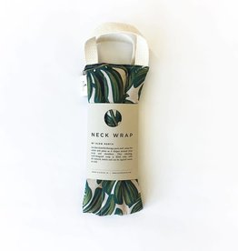 Neck Wrap Therapy Pack - Tropical Monstera
