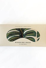 Eye Mask Therapy Pack - Monstera Leaf