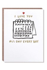 All Day Everyday Card