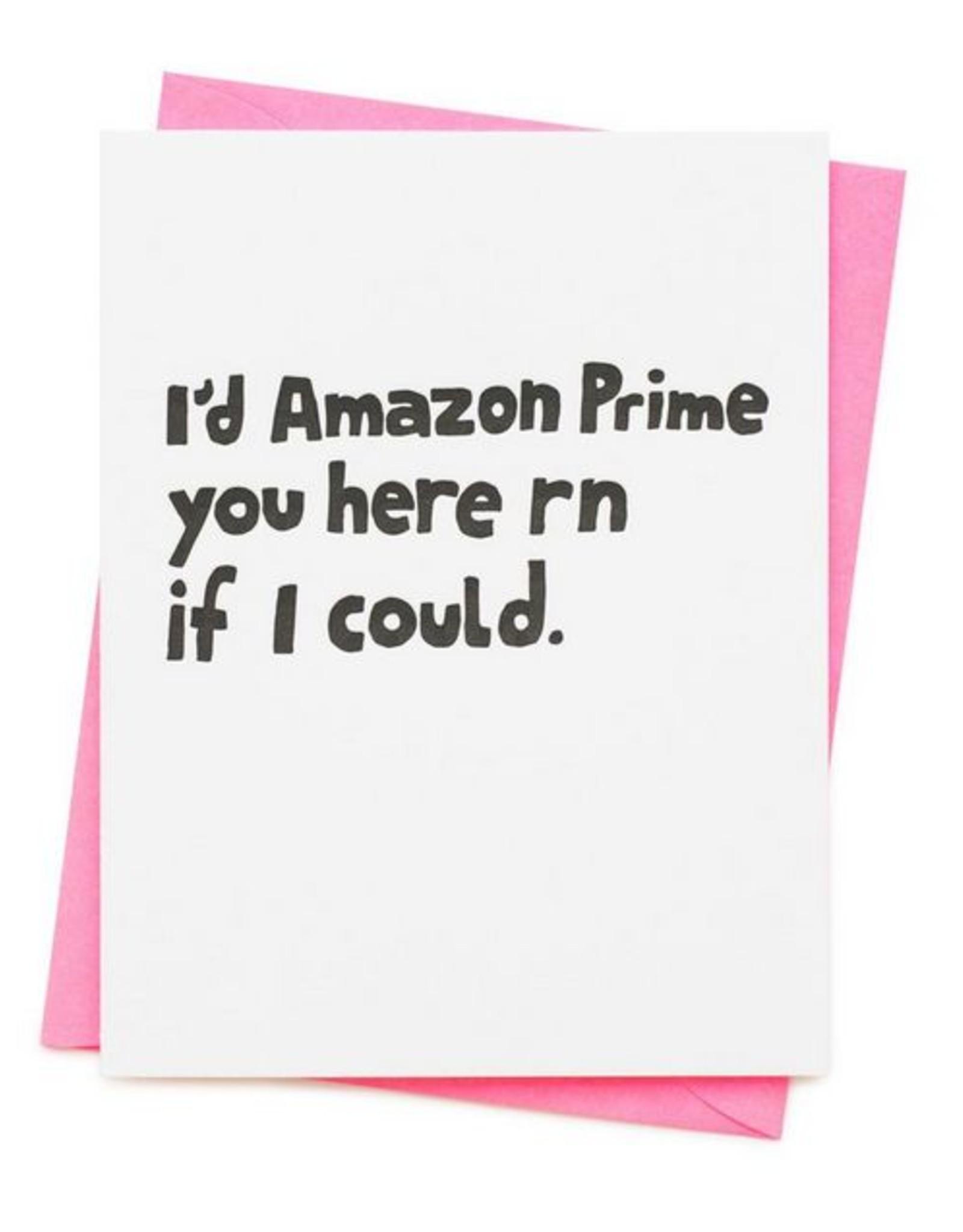 Amazon Prime You Card