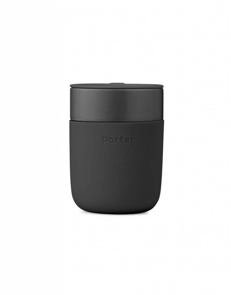 Porter Ceramic Mug - Charcoal