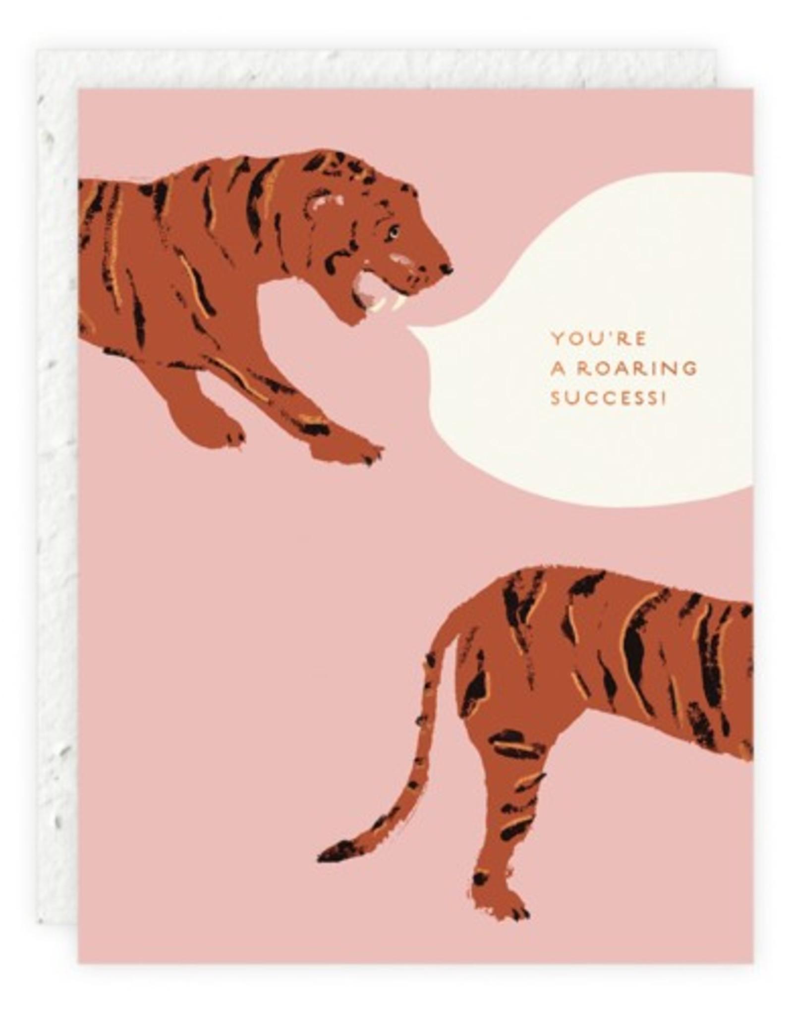 Roaring Success Card
