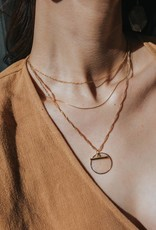 Josephine Layered Chain Necklace