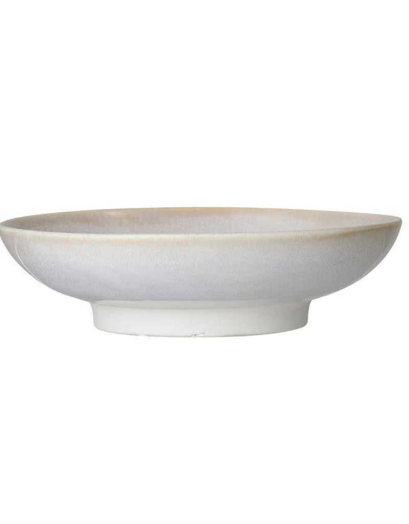 Carrie Stoneware Serving Bowl