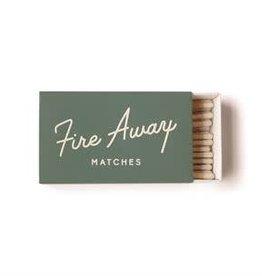 Fire Away Matches