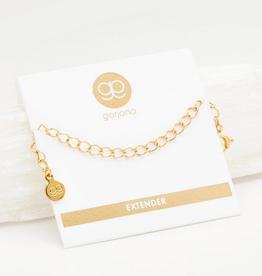 "3"" Gold Extender Chain"