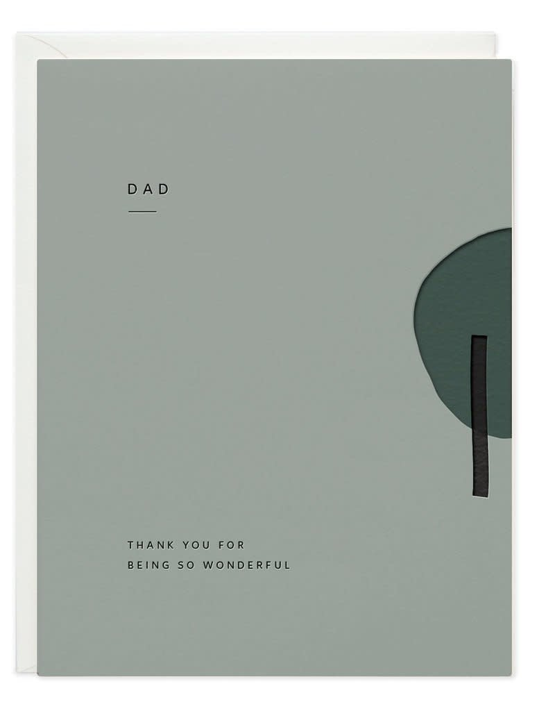Dad Wonderful Card