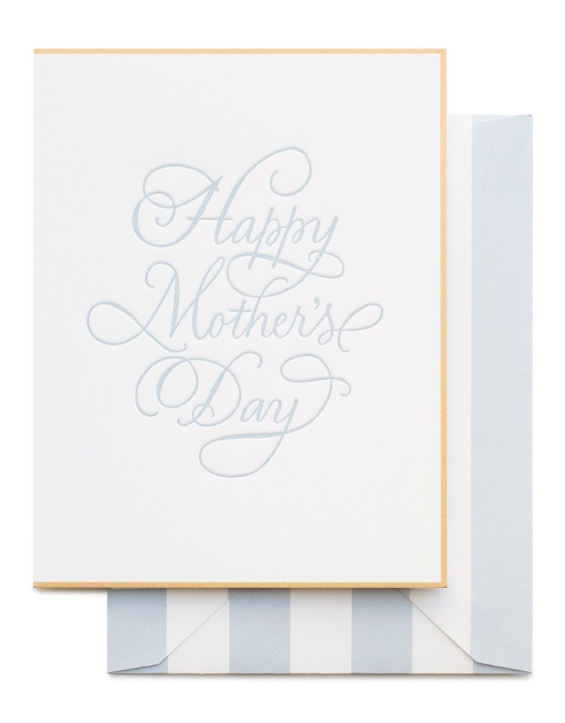 Traditional Mother's Day Card
