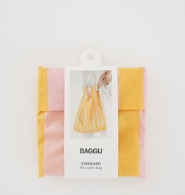 Standard Baggu - Marigold Stripe